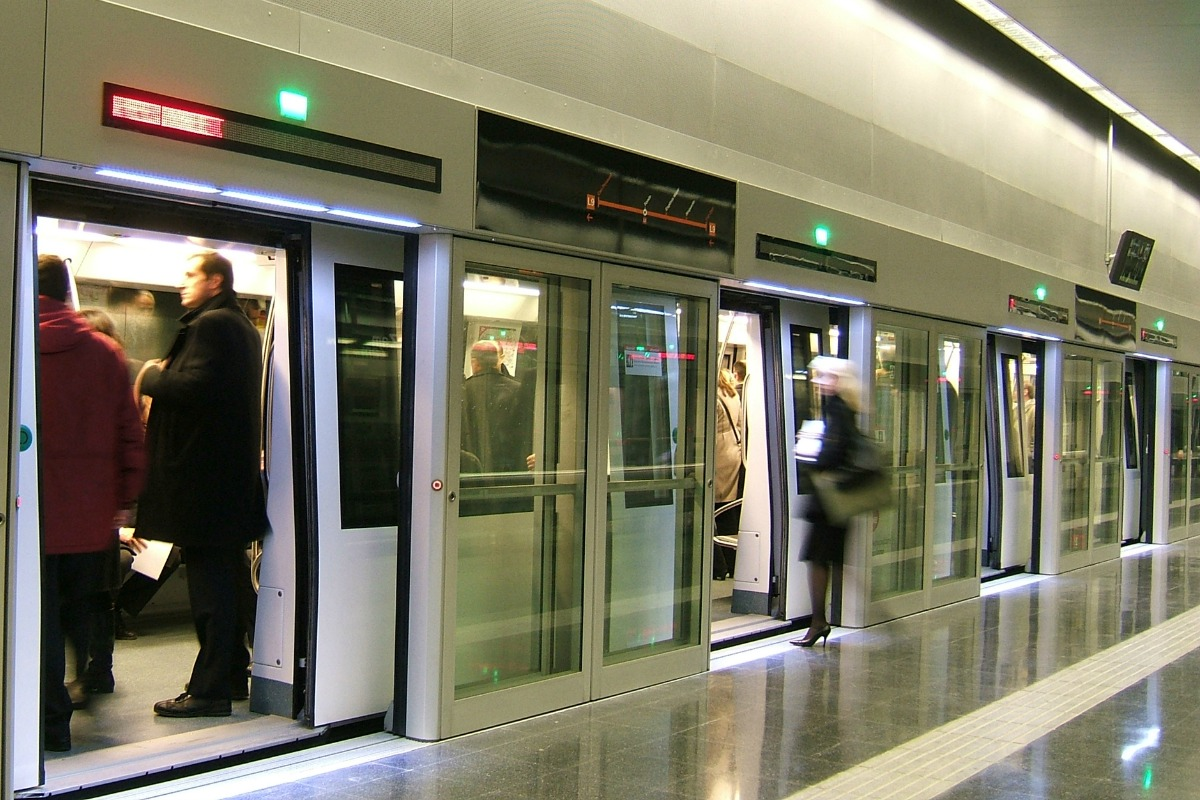 A quarter of Barcelona's metro is driverless