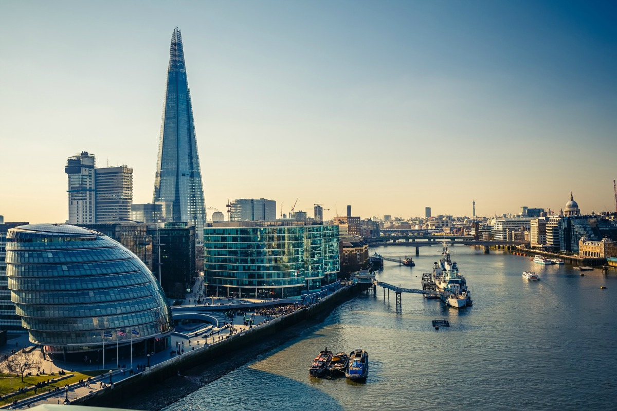 Digital technology at the heart of London life