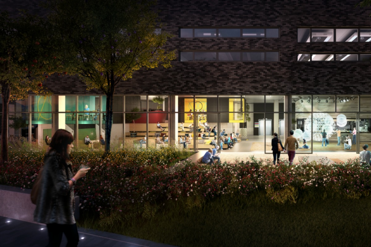 Based at MSP's newest campus, Mi-IDEA will be a digtial living lab for innovation
