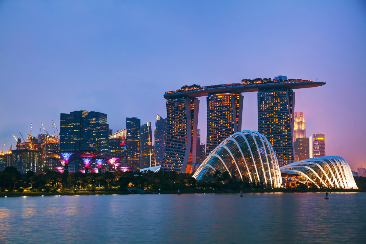 The network is a significant addition to Singapore's digital infrastructure