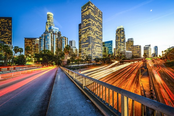 LA plugs into high speed research network