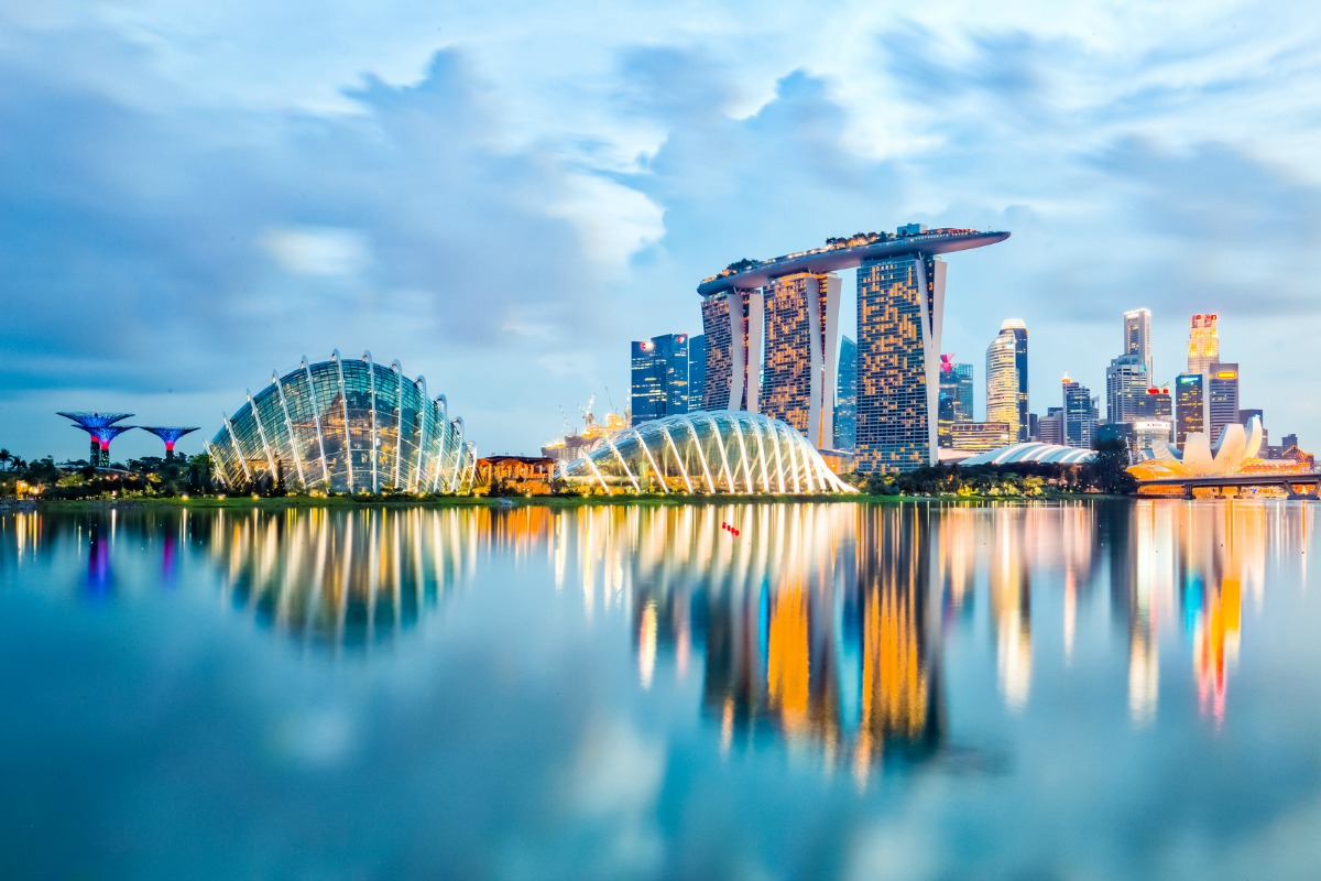 Singapore is crowned the global leader of smart cities
