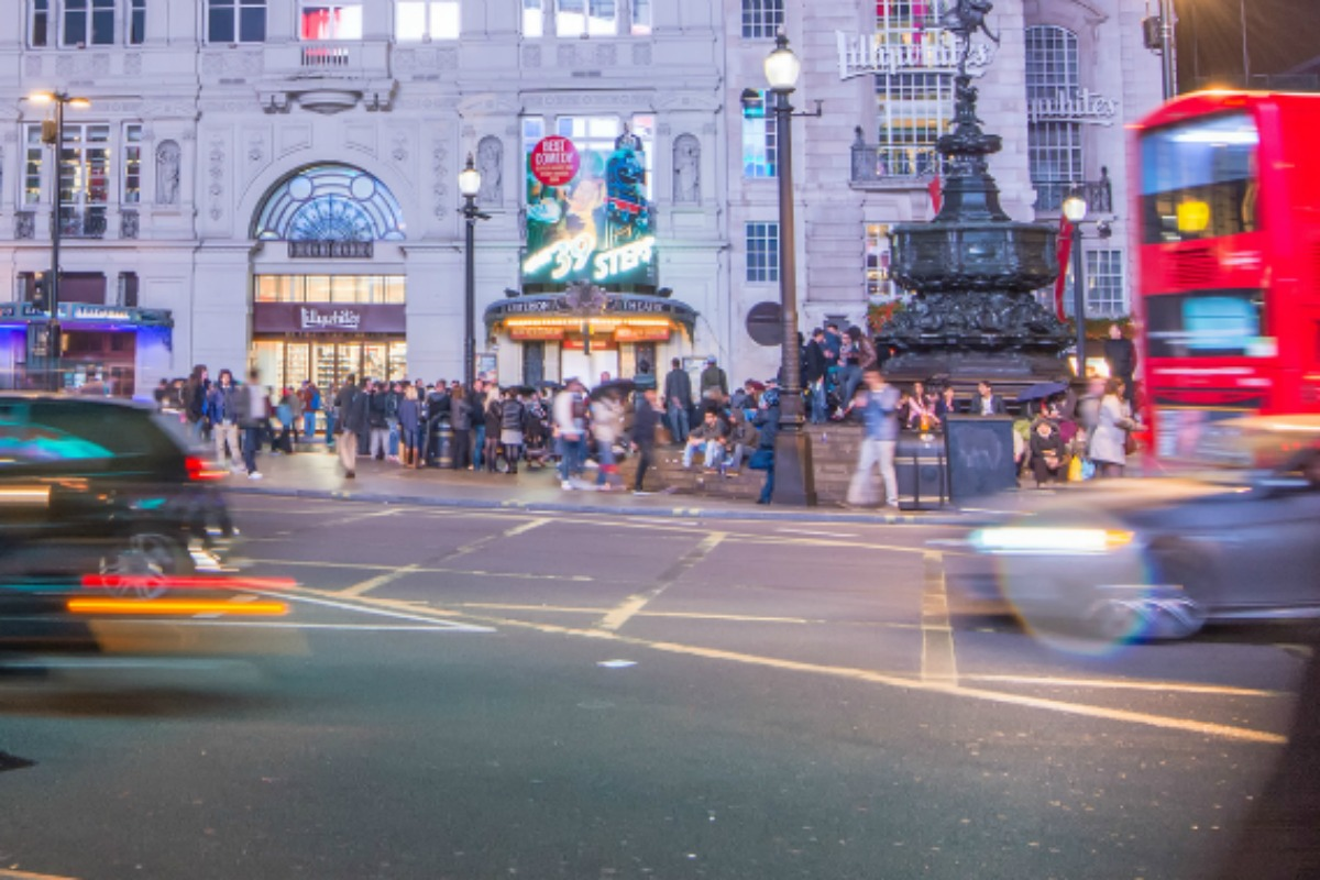 London's night time economy is expected to rise to £28.3bn by 2029.