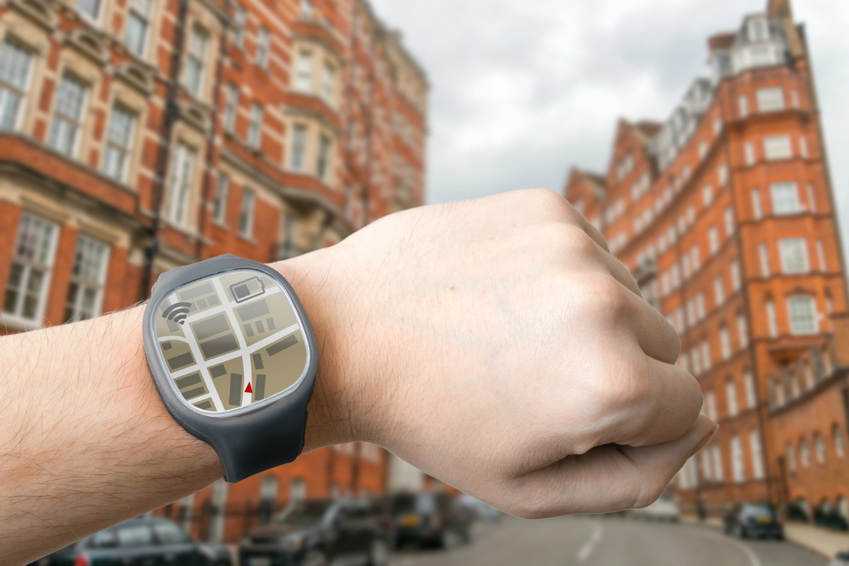 Smart watches are among the wearables predicted to be the citizens' gateway to smart cities