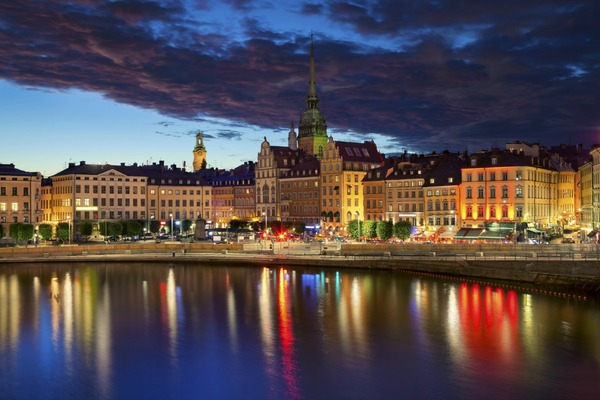 Silver Spring expands IoT in Stockholm