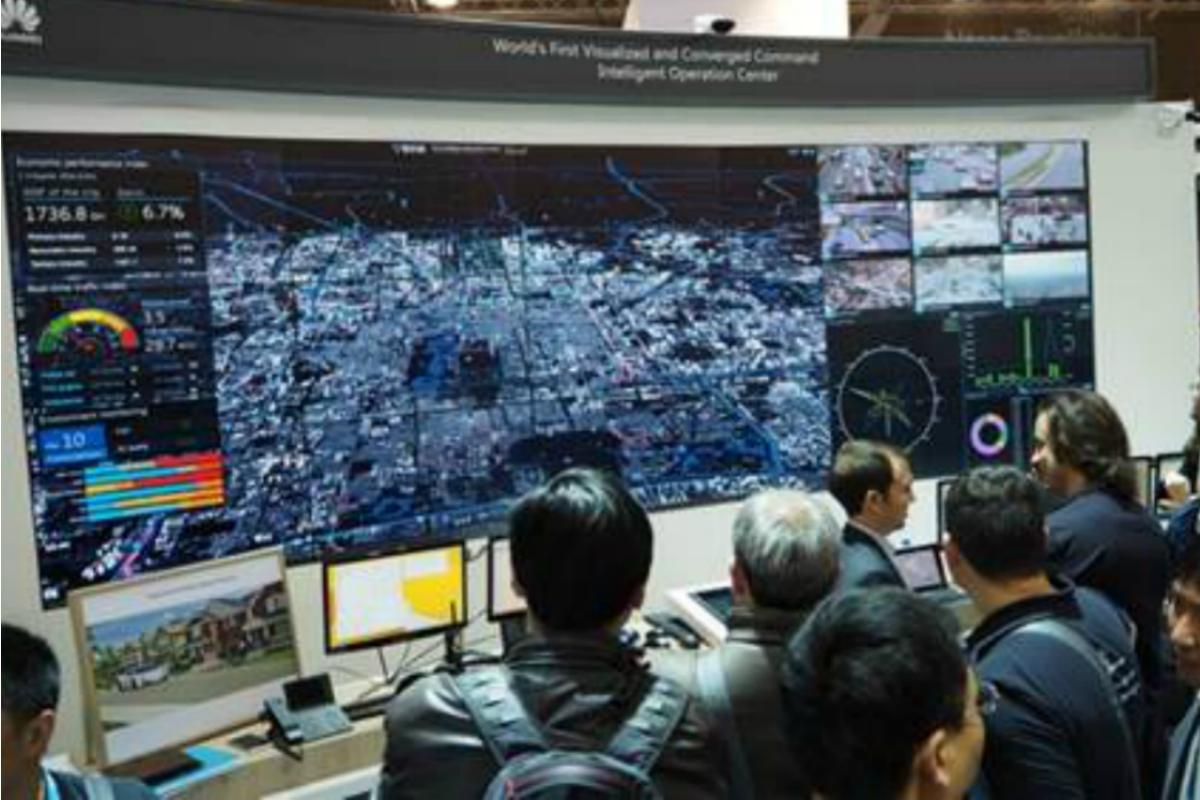 Huawei showcases new ICT Solutions at Smart City Expo World Congress