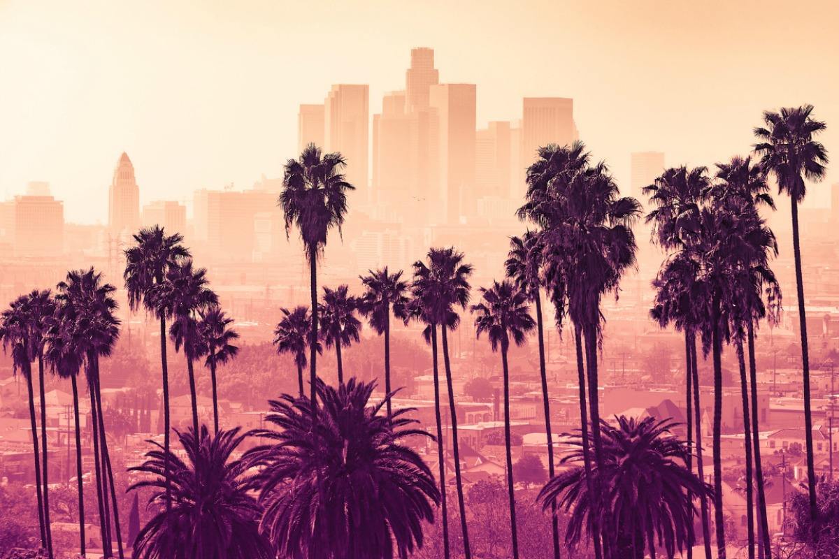 LA is home to a high concentration of IoT development companies