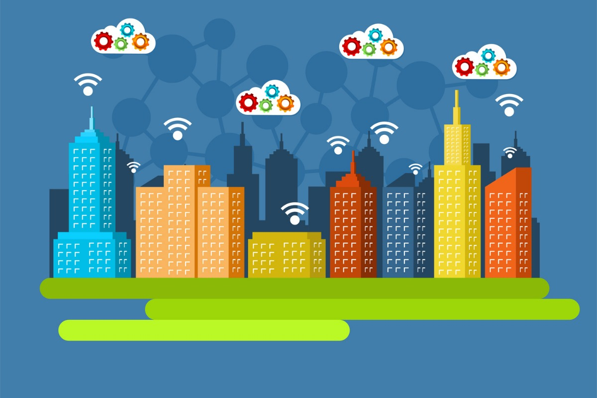 The countries have eclectic needs for the efficiciences the IoT can bring
