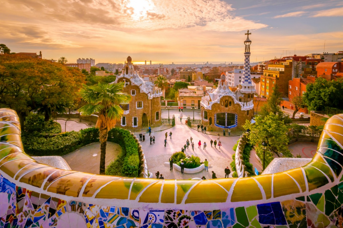 Barcelona is showcasing smart city initiatives and solutions from around the world