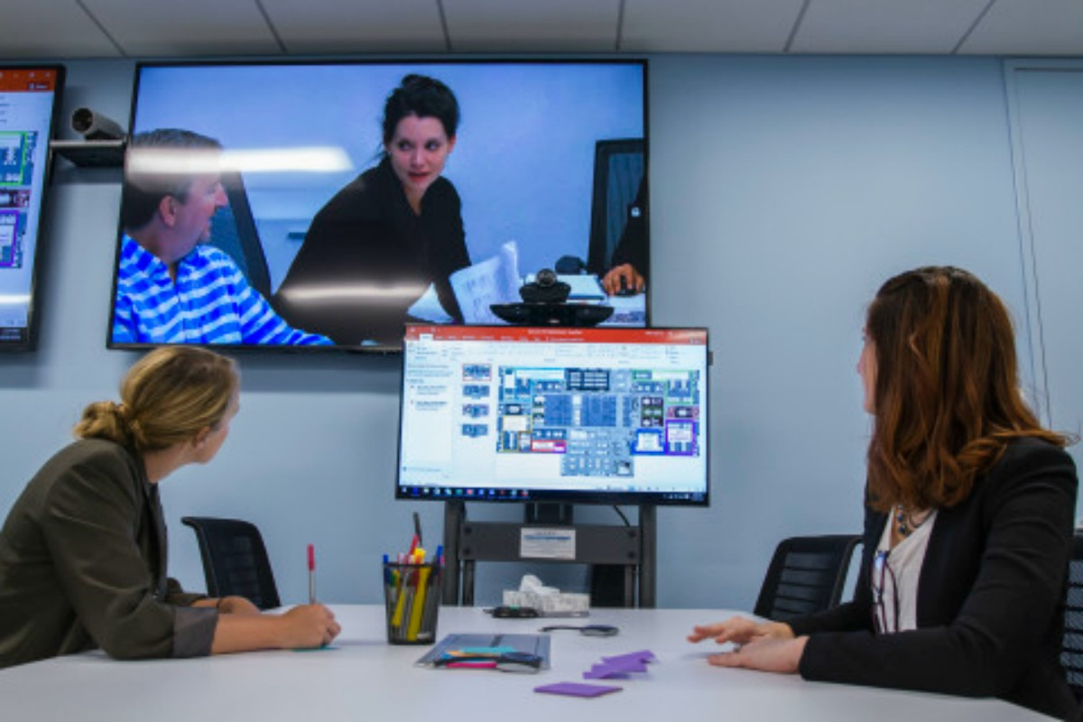 Accenture's Digital Hub in Chicago which aims to accelerate innovation