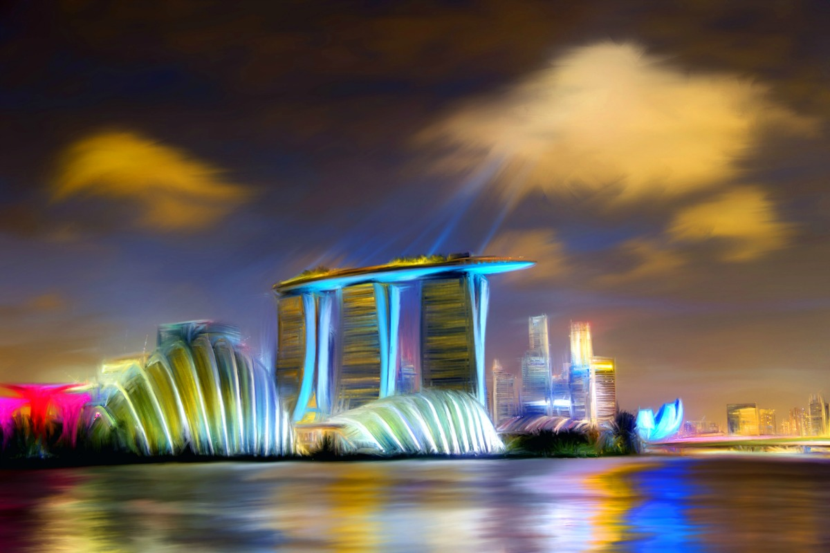 The Silver Spring IoT network will support Singapore's Smart Nation goal