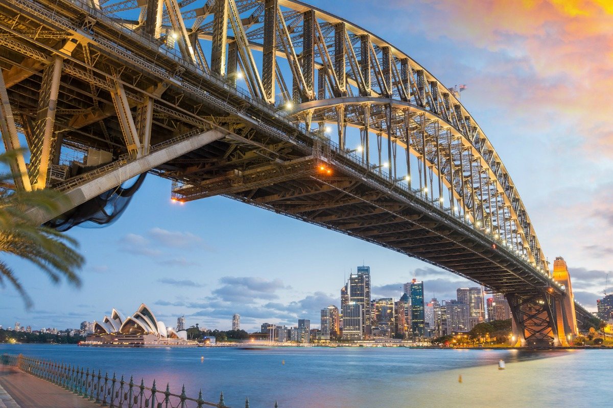 Sydney Harbour Bridge is already equipped with hundreds of sensors