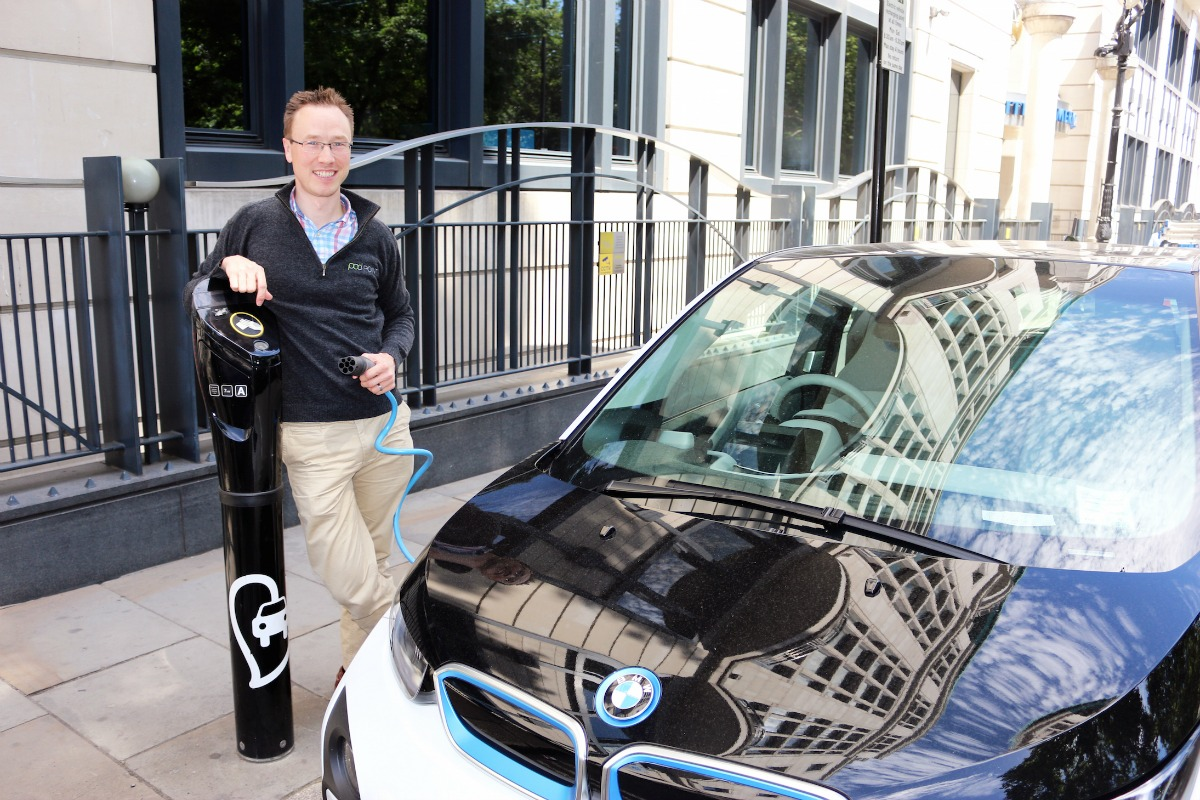 When will battery life stop becoming a barrier for EV ownership? asks Erik Fairbairn, CEO, POD Point