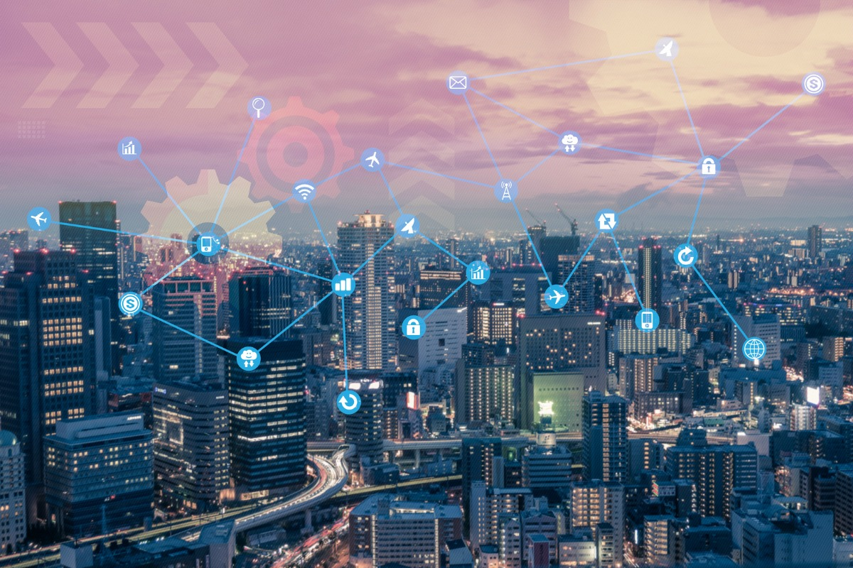 Smart cities are well suited to some of the emerging 3GPP technologies