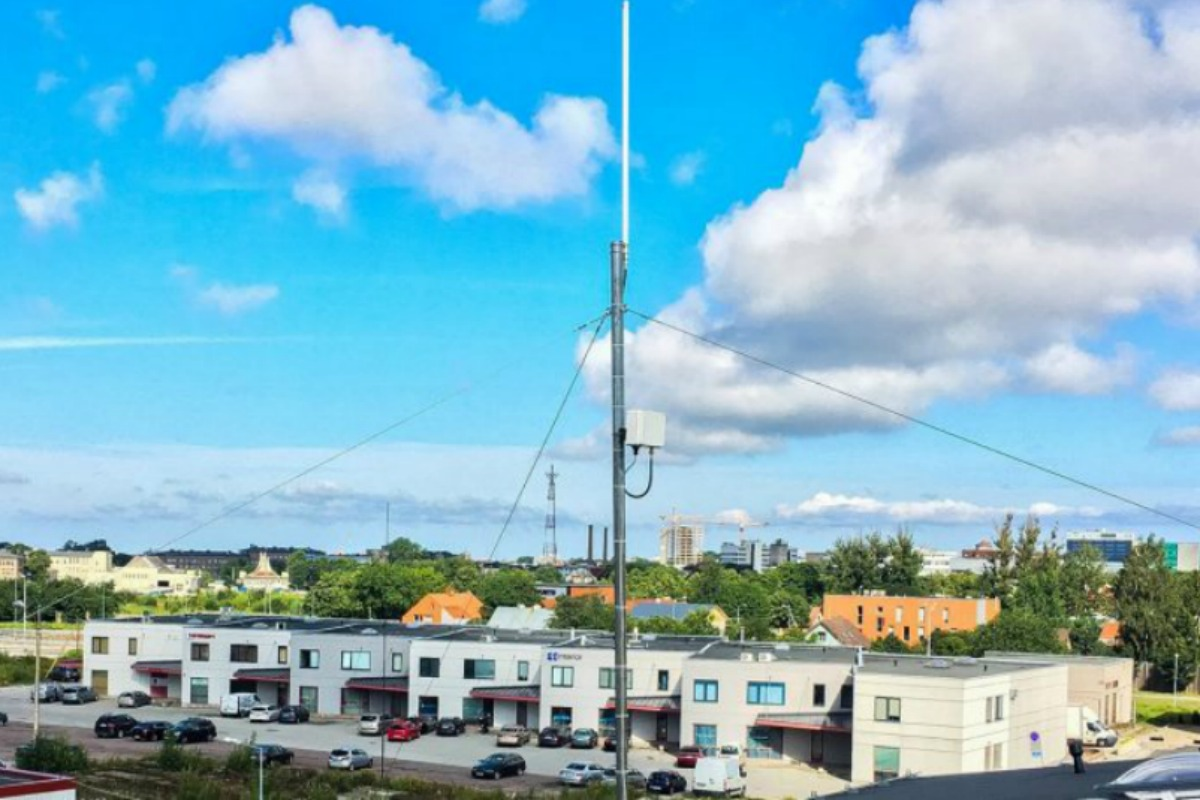 The university and Nordic Automation Systems have worked together on the LoRaWAN