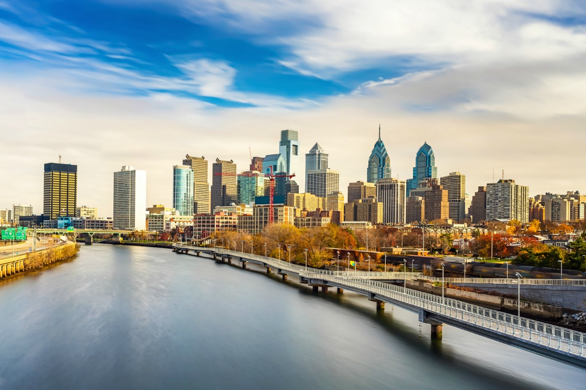 Philadelphia is one of the cities featured in the National League of Cities report