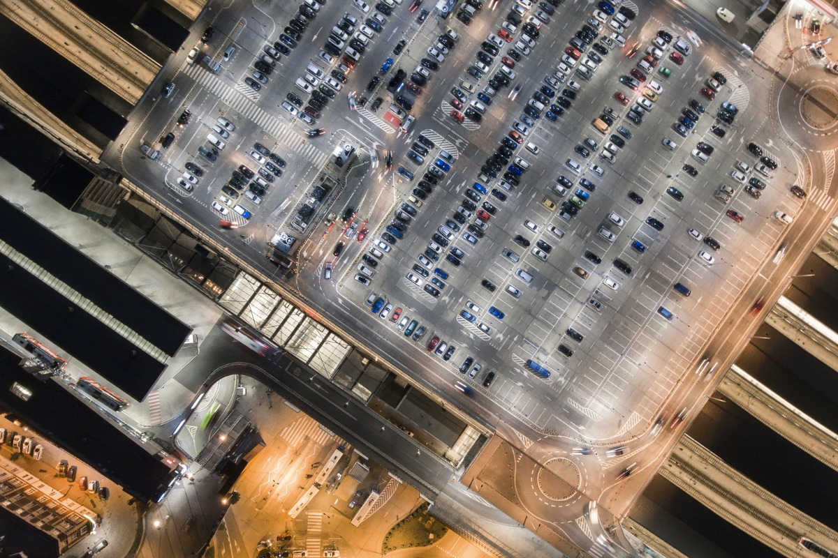ParkU integrates INRIX's parking information for an embedded, end-to-end parking experience