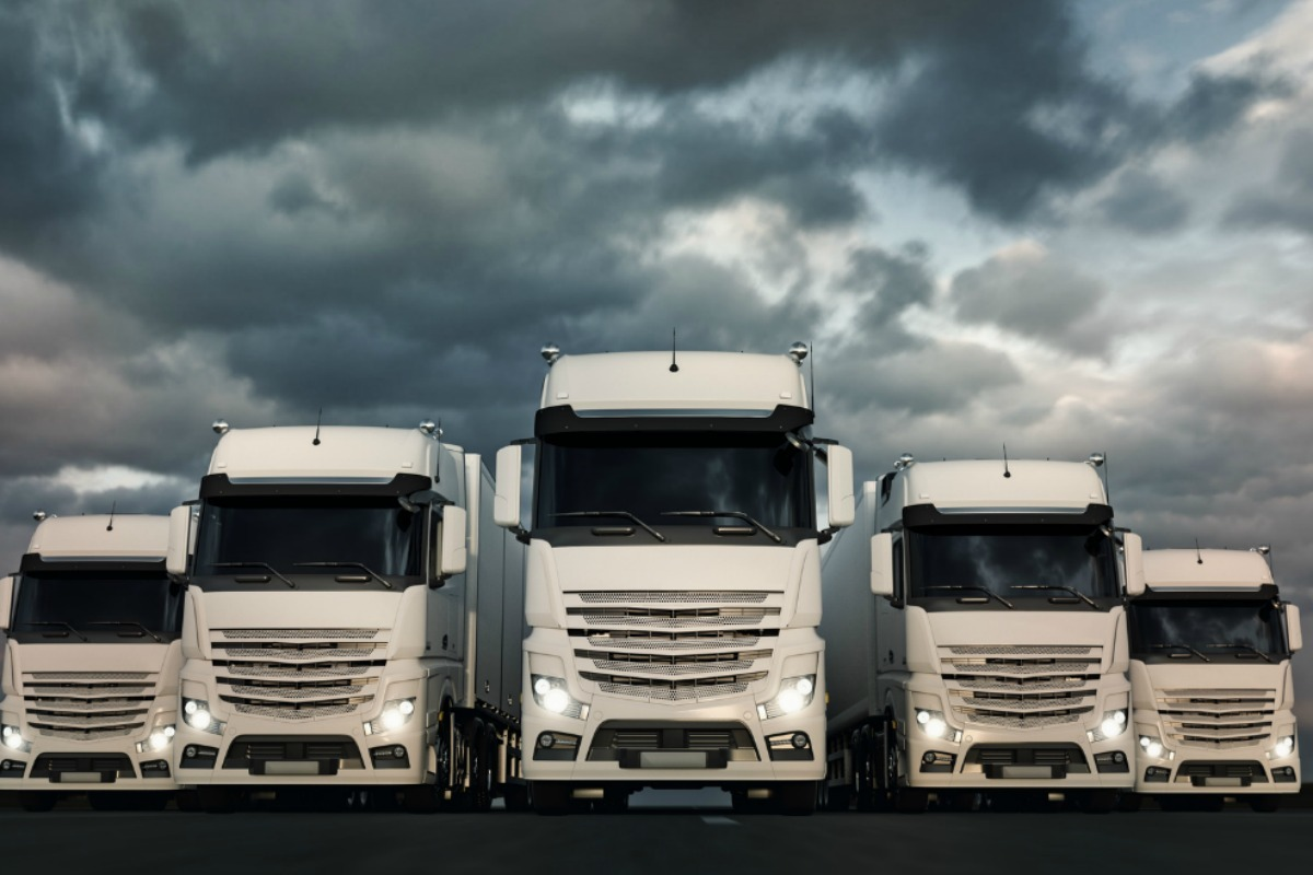 Connected trucks are rising in the mobility industry