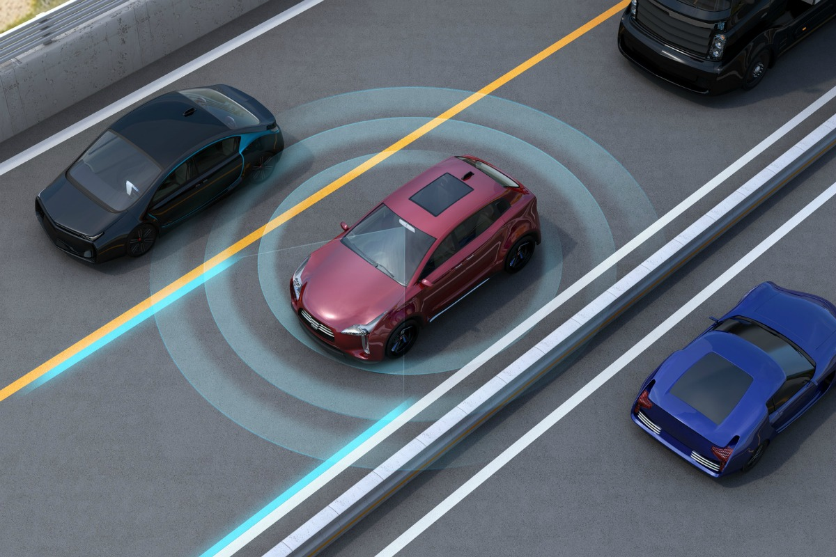 Autonomous braking is one of the technologies highlighted in Deloitte's predictions
