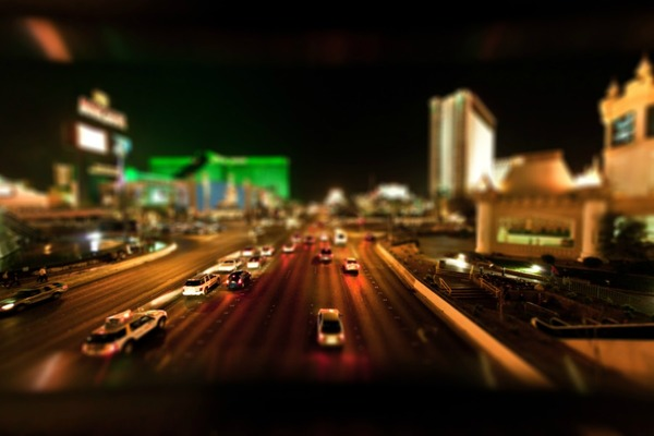 Smarter roads and streets for Vegas