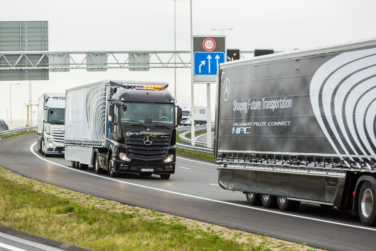 Smart times ahead for road freight