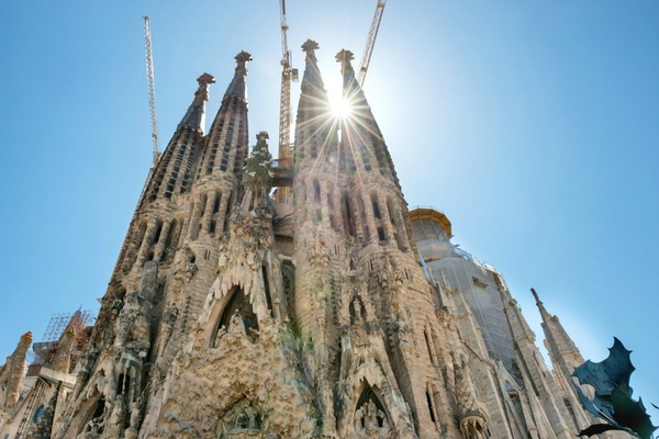 Gaudi, innovation and a new dig for victory