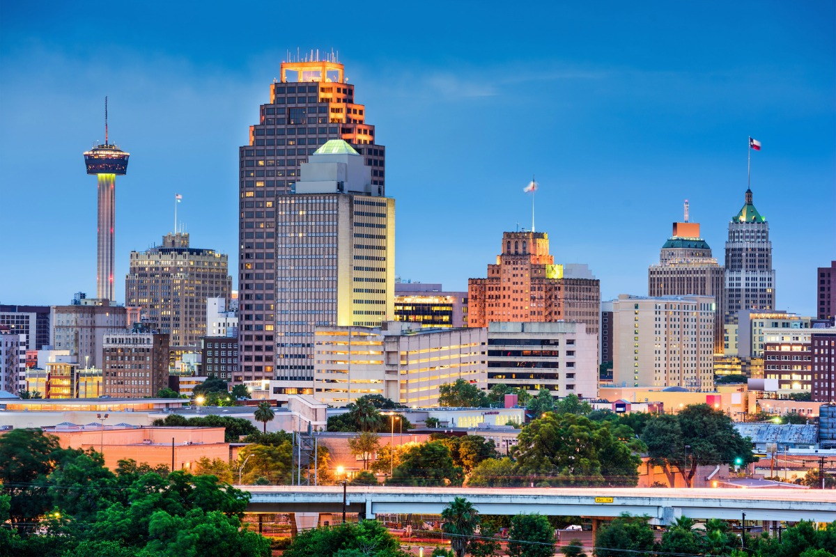 The city of San Antonio plots a roadmap towards smartness