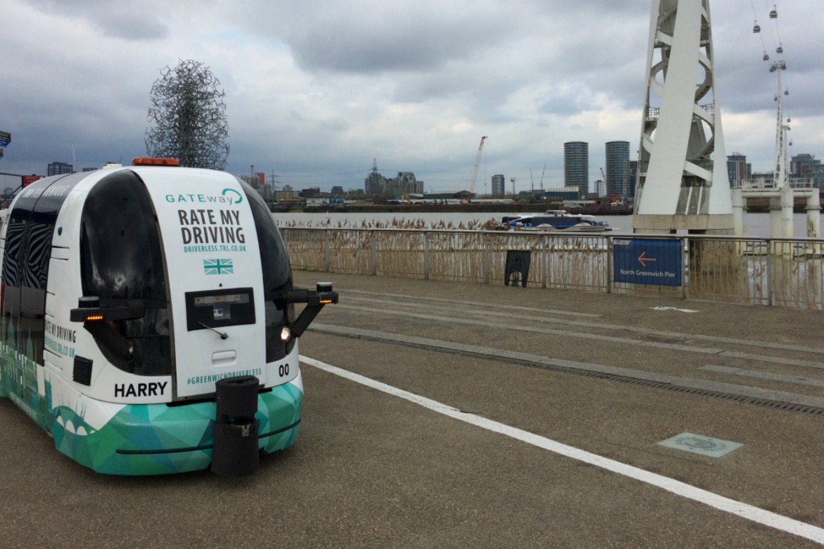 What will the public make of the autonomous shuttle?