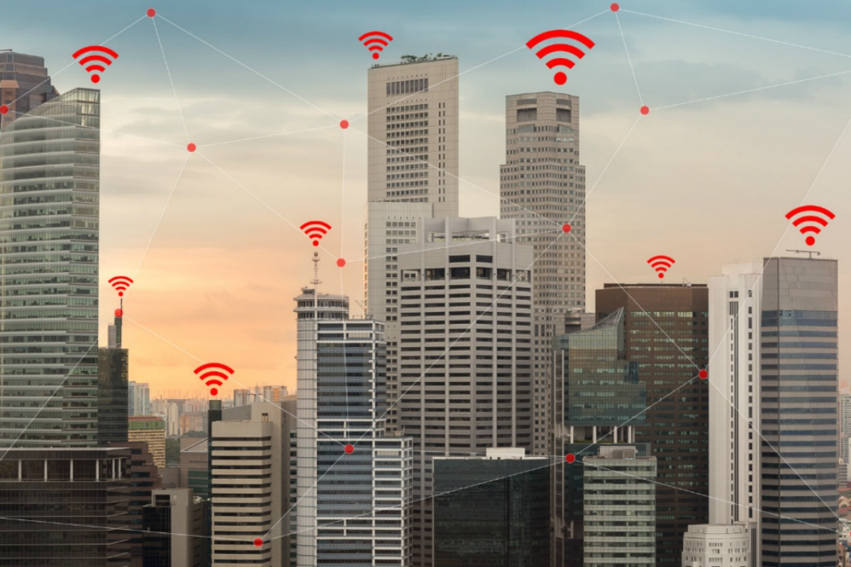 The collaboration will help accelerate the the deployment of the IoT into buildings