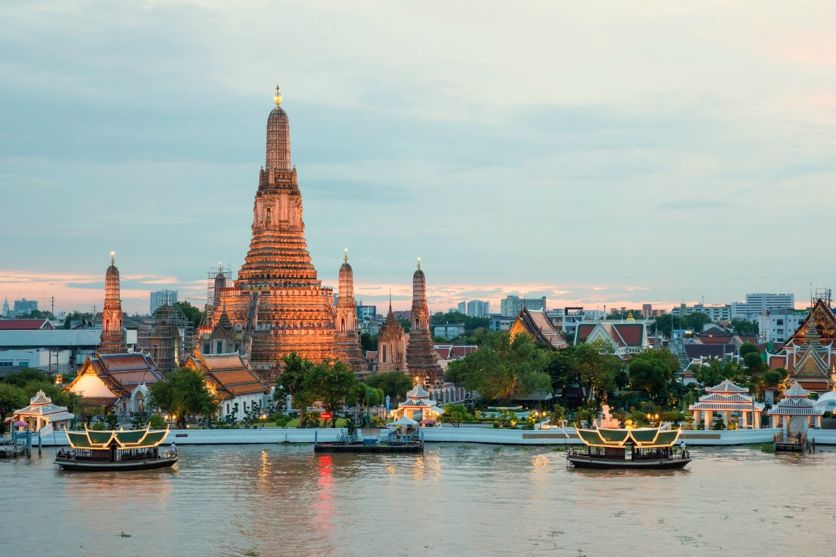 "Thailand: one of the fastest growing markets thanks to ""hectic"" construction activity"