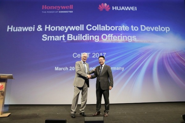 Huawei and Honeywell collaborate on smart buildings