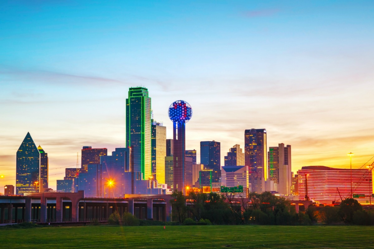 Dallas is one of the first US cities to have a living lab to showcase smart city tech