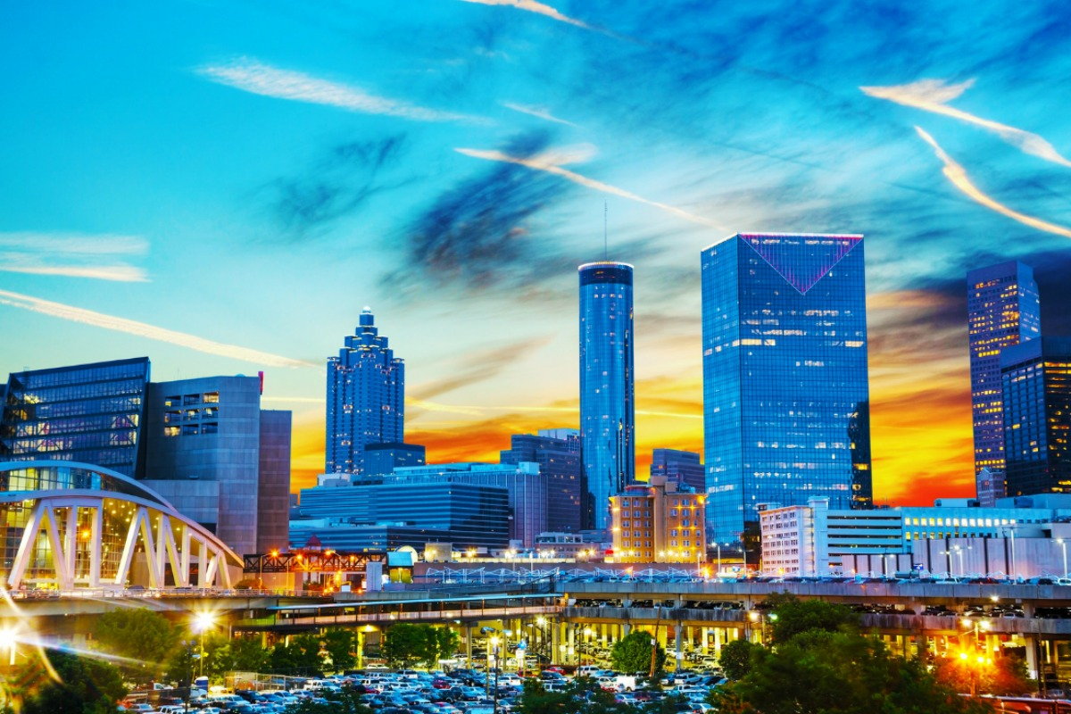 Accelerator programme will add to Atlanta's reputation for attracting tech talent