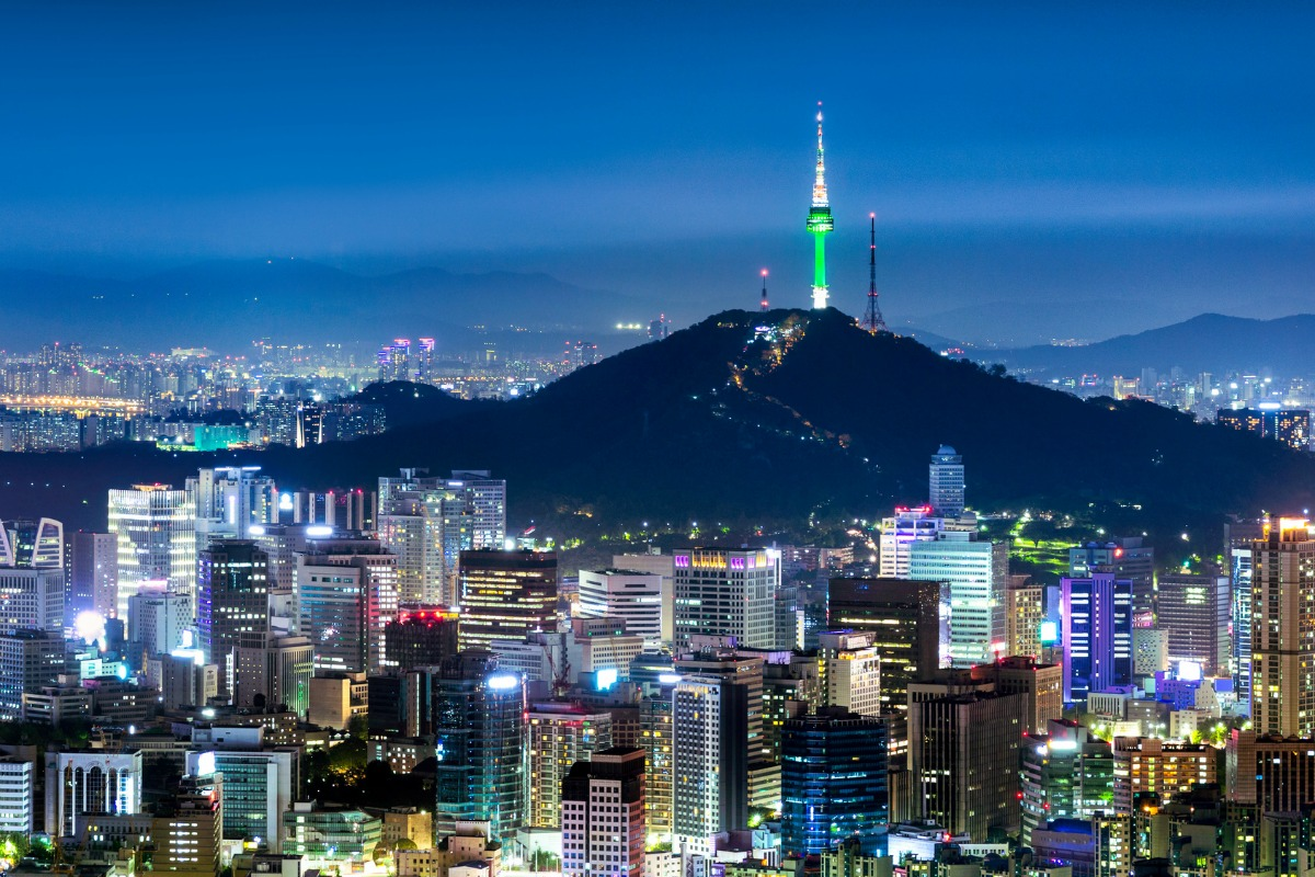 South Korea is one of those leading the citizen-centric smart city charge