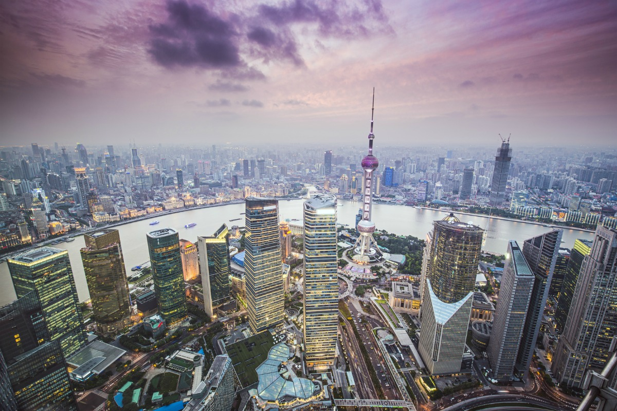 Shanghai was the location for the World Built Environment Forum