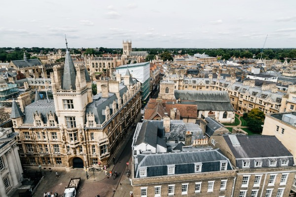 Cambridge ramps up smart city ambitions