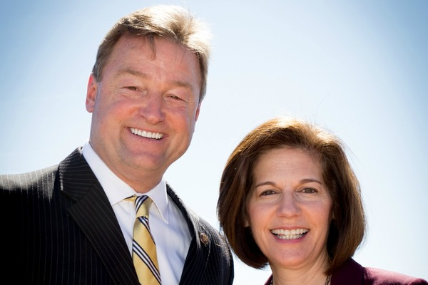 Senators Dean Heller and Catherine Cortez-Masto