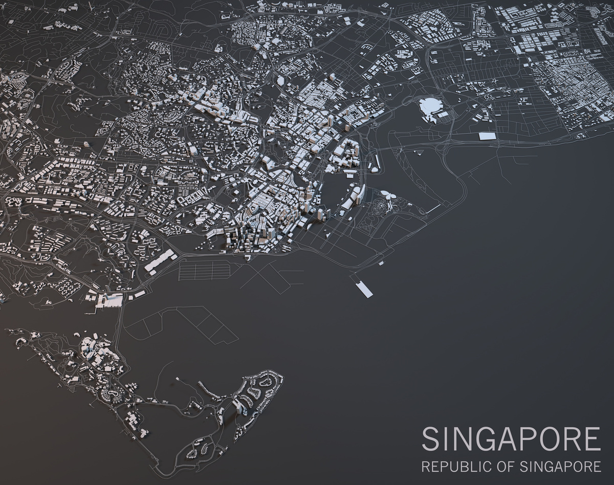 Geospatial technologies are becoming a key part of the Smart Nation vision