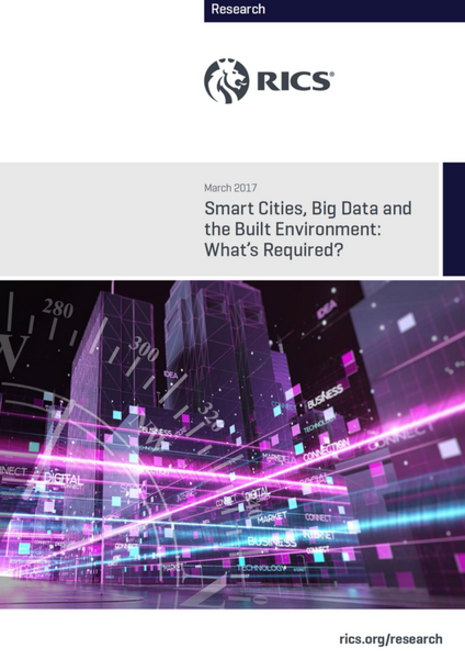 Smart Cities, Big Data and the Built Environment: What's Required?