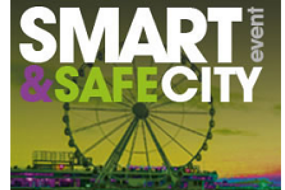 Smart & Safe City Event - Netherlands
