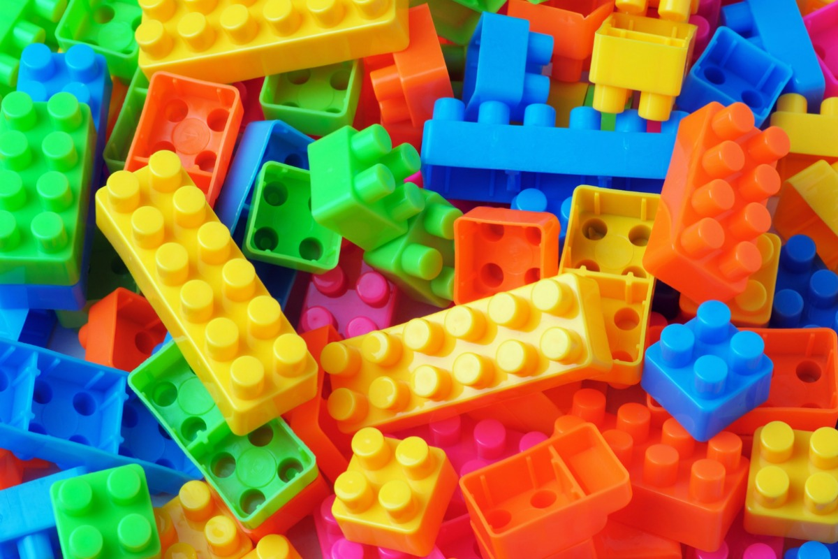 Lego -- the stuff of life