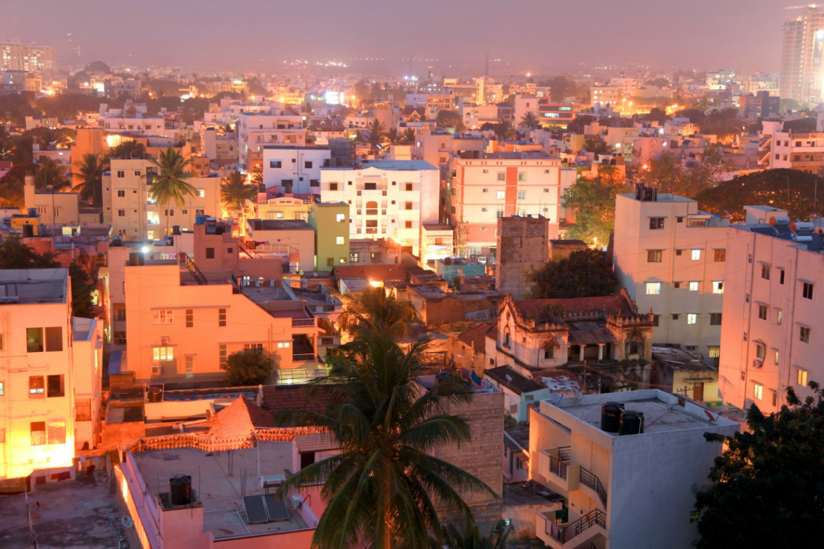 The centre of excellence is based in Bangalore, often described as India's Silicon Valley