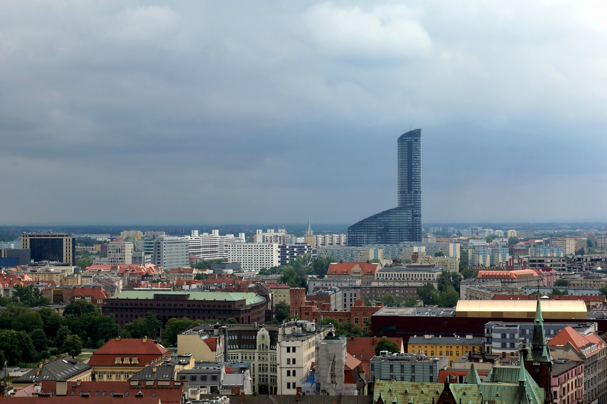 The Polish city of Wroclaw's X-Force Command Centre joins IBM's global network