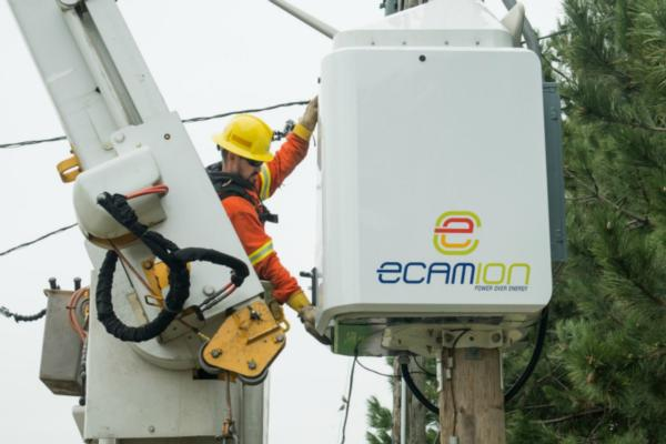 Pole-mounted energy storage pilot shows promise