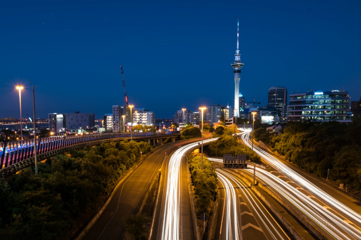 A livestream analysis of transportation information in Auckland is one of the finalists