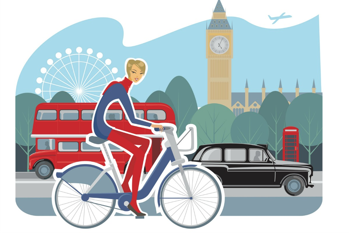 Mayor of London's Transport Strategy is to ditch the car