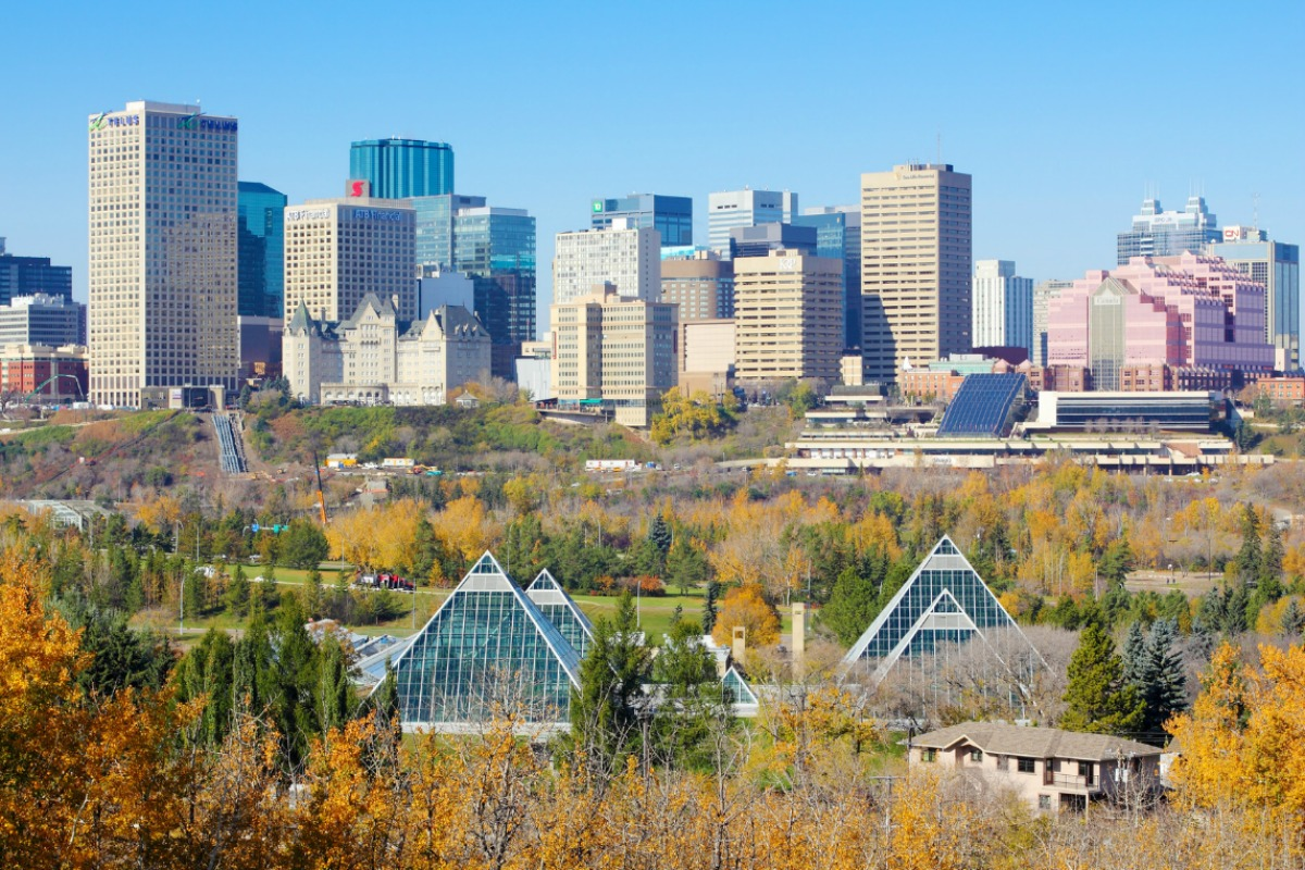 The City of Edmonton has moved away from cash- and paper-based ticketing