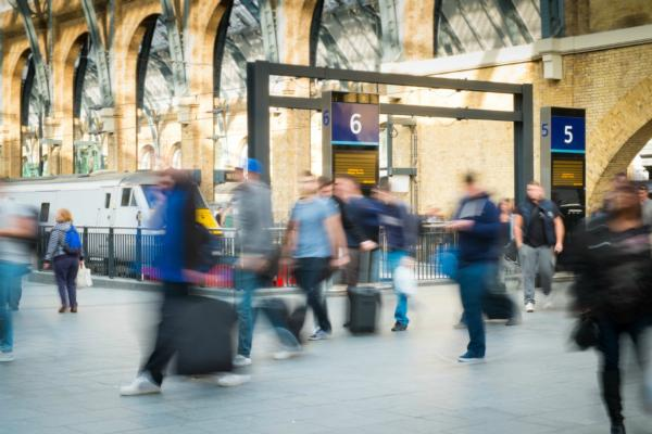 UK rail franchise upgrades ticketing