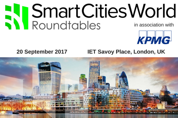 Smart Infrastructure Round Table Discussions