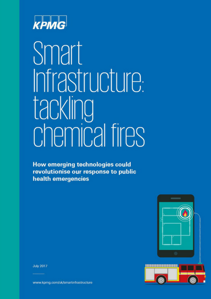 Smart Infrastructure: Tackling chemical fires